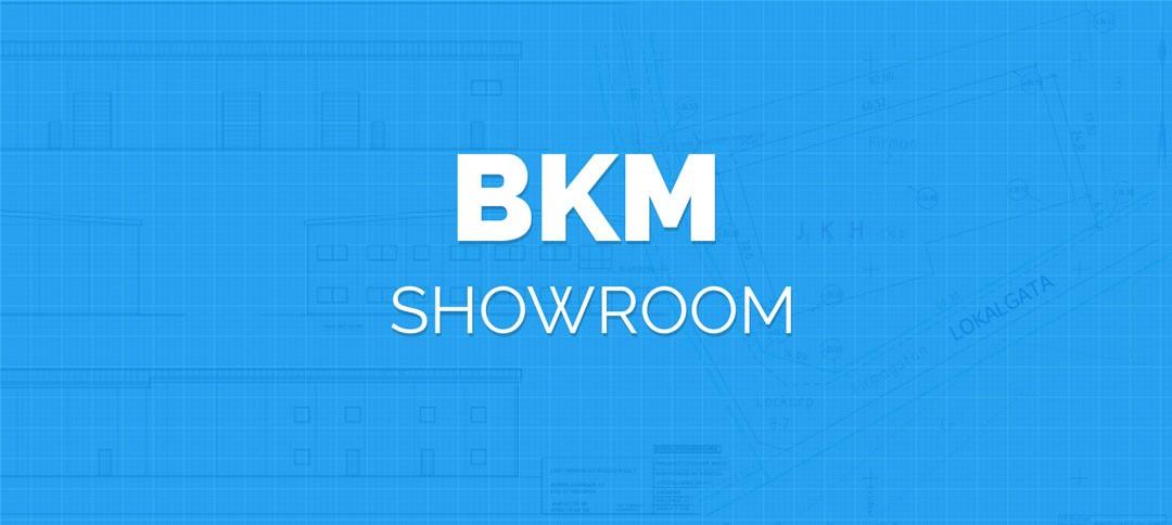 BKM Showroom börjar byggas 2016